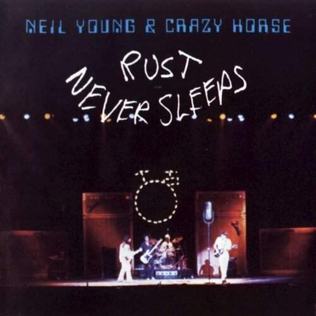 Happy Anniversary: Neil Young and Crazy Horse, Rust Never Sleeps