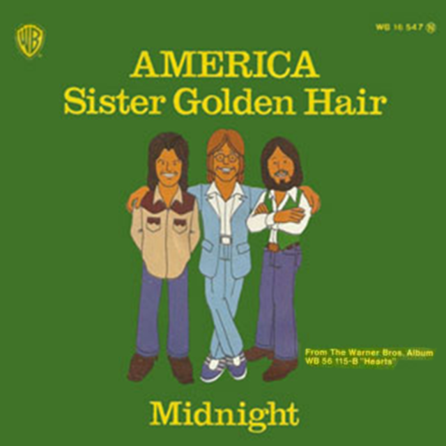"Once Upon a Time in the Top Spot: America, ""Sister Golden Hair"""