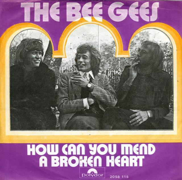 "Once Upon a Time in the Top Spot: Bee Gees, ""How Can You Mend a Broken Heart?"""