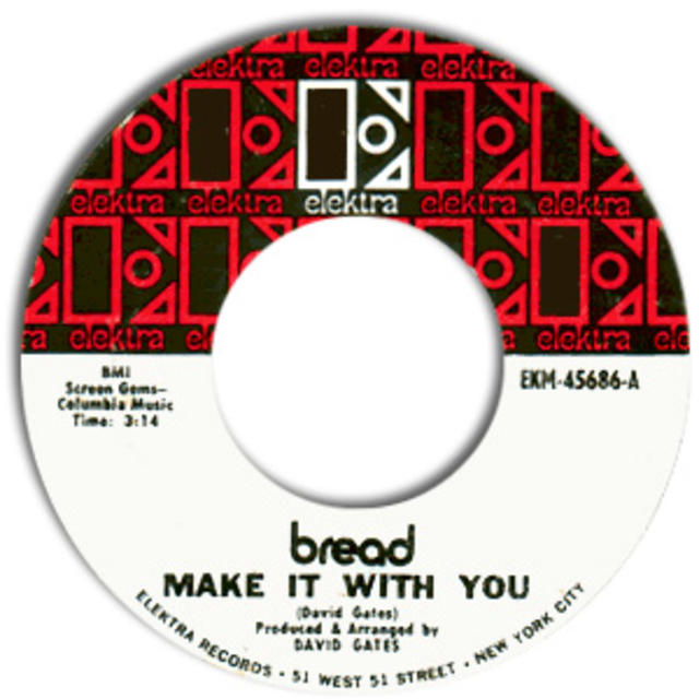 "Single Stories: Bread, ""Make It With You"""