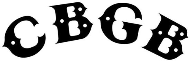 Now Available: CBGB