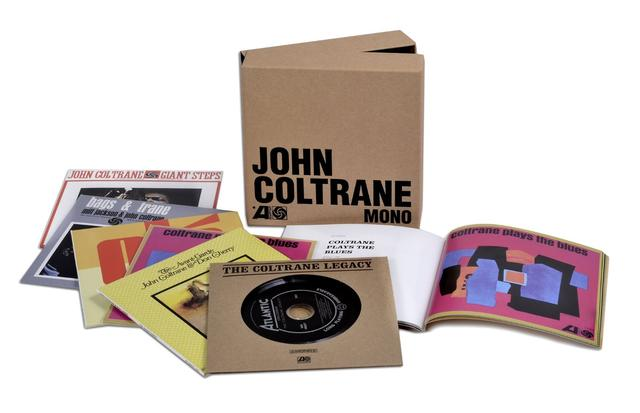 Out Now: Mono Coltrane on CD