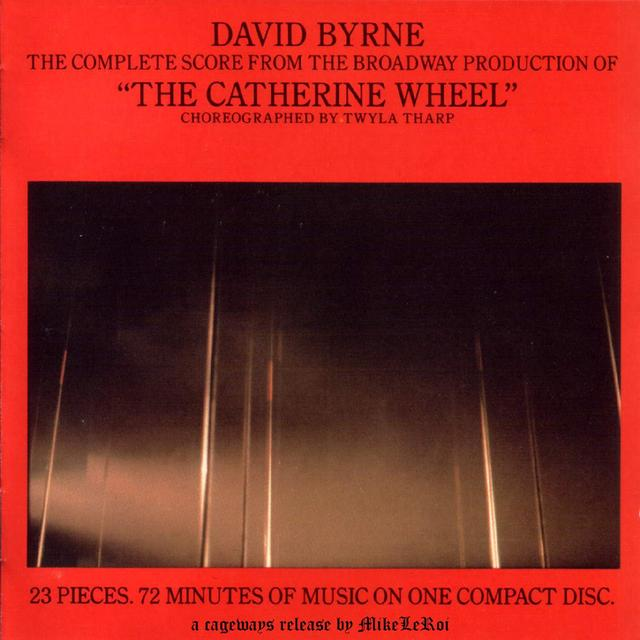 Happy Anniversary: David Byrne, The Catherine Wheel