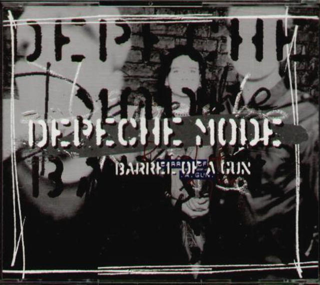 Happy Anniversary Depeche Mode Barrel Of A Gun Rhino