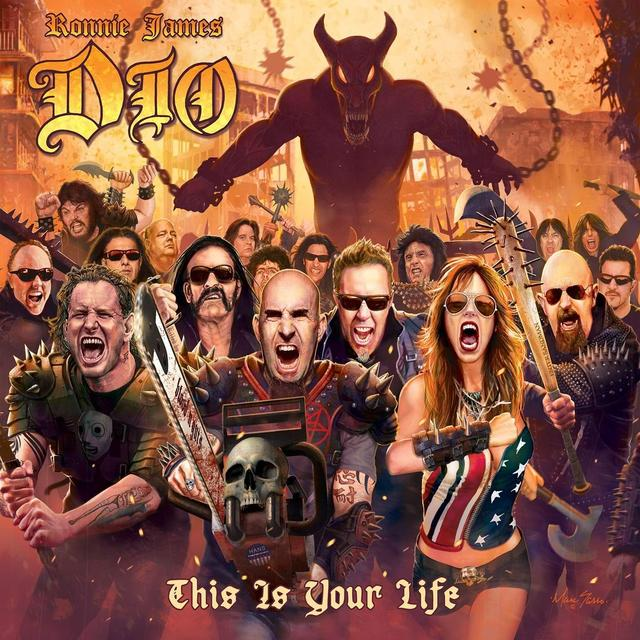 Dio - This Was His Life