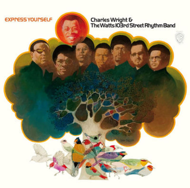 "Happy Anniversary:  Charles Wright and the Watts 103rd Street Rhythm Band,  ""Solution for Pollution"""