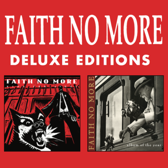 Out Tomorrow: Faith No More Deluxe Reissues