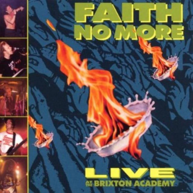 Happy 25th: Faith No More, Live at the Brixton Academy