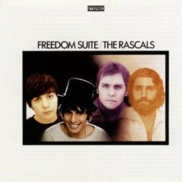 Happy Anniversary: The Rascals, Freedom Suite