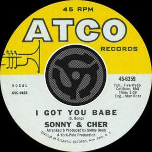 "Once Upon a Time in the Top Spot: Sonny & Cher, ""I Got You Babe"""