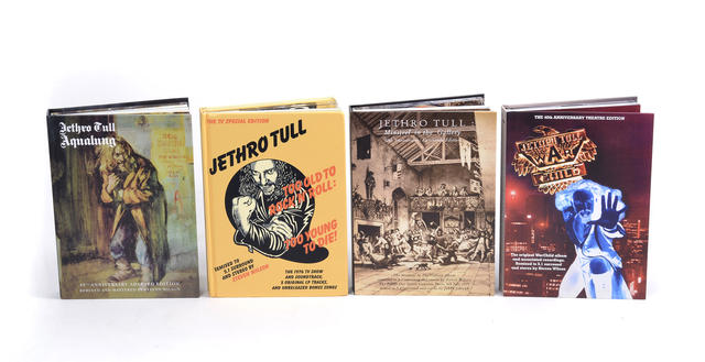 Giveaway: Jethro Tull