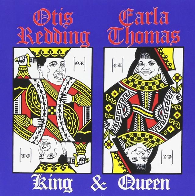 Happy Anniversary: Otis Redding and Carla Thomas, King & Queen