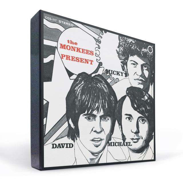 NEW FROM RHINO HANDMADE: THE MONKEES PRESENT MICKY, DAVID, MICHAEL