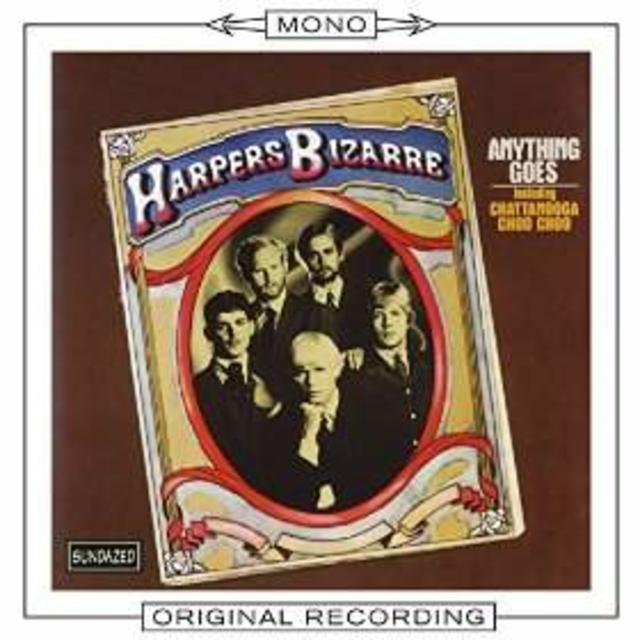 Mono Mondays: Harpers Bizarre, Anything Goes