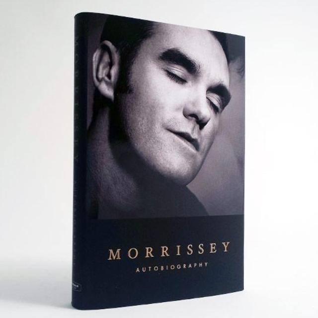 Win A Copy Of Morrissey's Autobiography