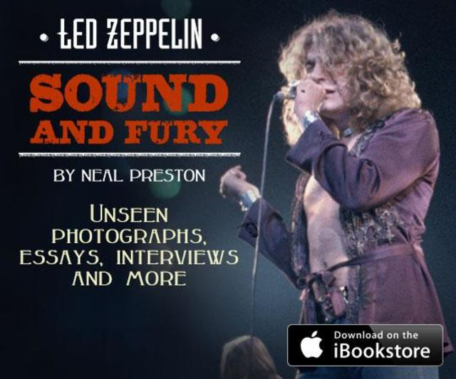 Led Zeppelin: Sound and Fury by Neal Preston
