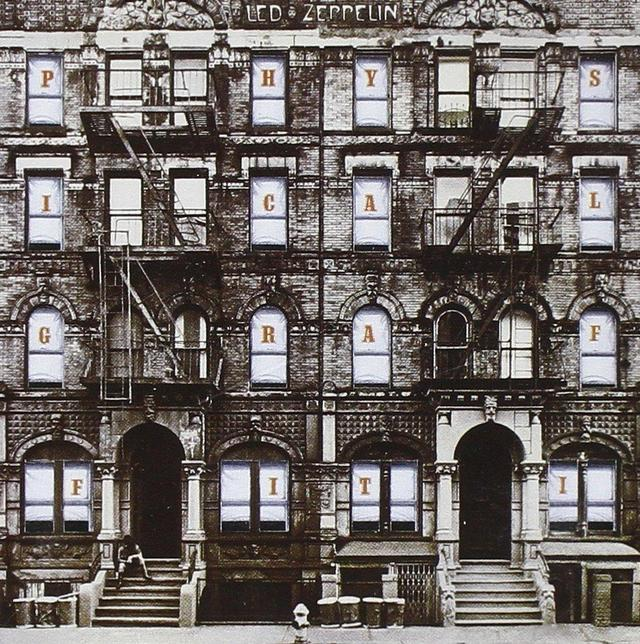 Happy Anniversary: Led Zeppelin, Physical Graffiti