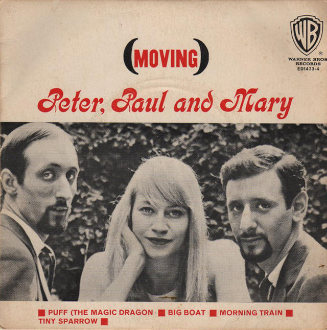 "Single Stories: Peter, Paul and Mary, ""Puff The Magic Dragon"""
