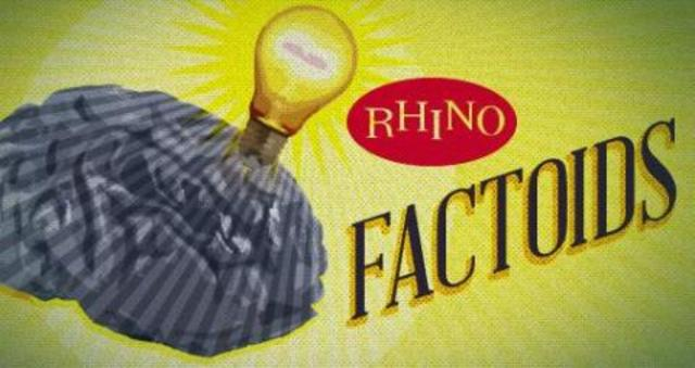 Rhino Factoids: When Joni Met Morrissey