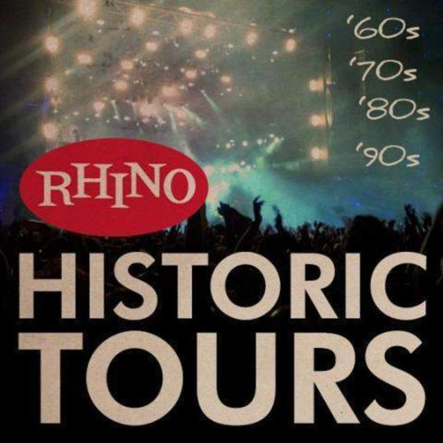 Rhino Historic Tours: Depeche Mode at the Rose Bowl