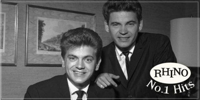 Rhino #1s: Everly Brothers