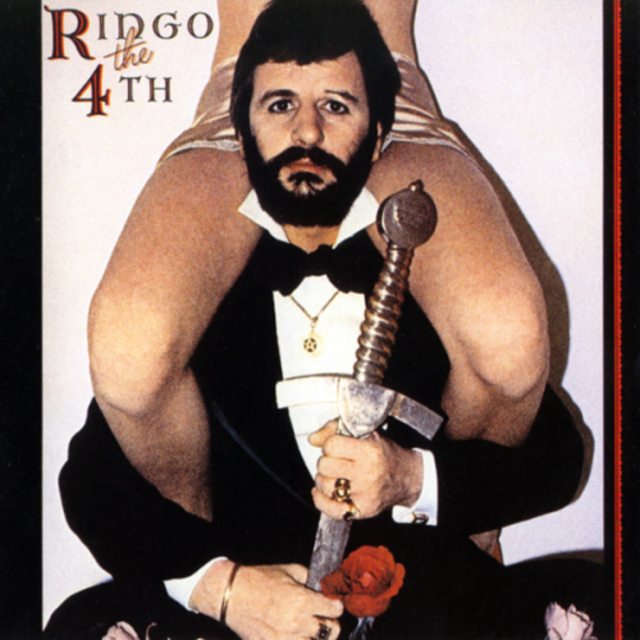 Happy Anniversary: Ringo Starr, Ringo the 4th