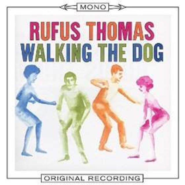 Mono Mondays: Rufus Thomas, Walking The Dog