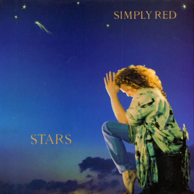 Happy 25th: Simply Red, Stars