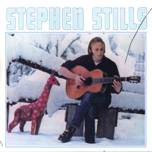 "Happy Anniversary: Stephen Stills, ""Love The One You're With"""