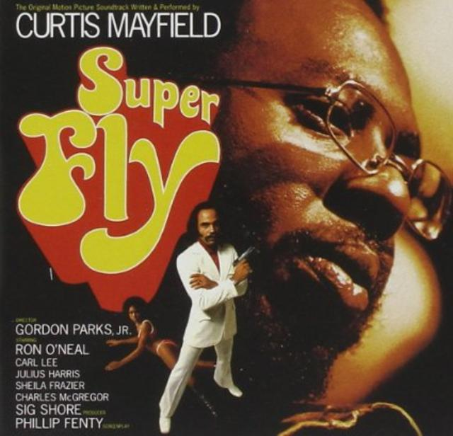 Once Upon a Time in the Top Spot: Curtis Mayfield, Superfly