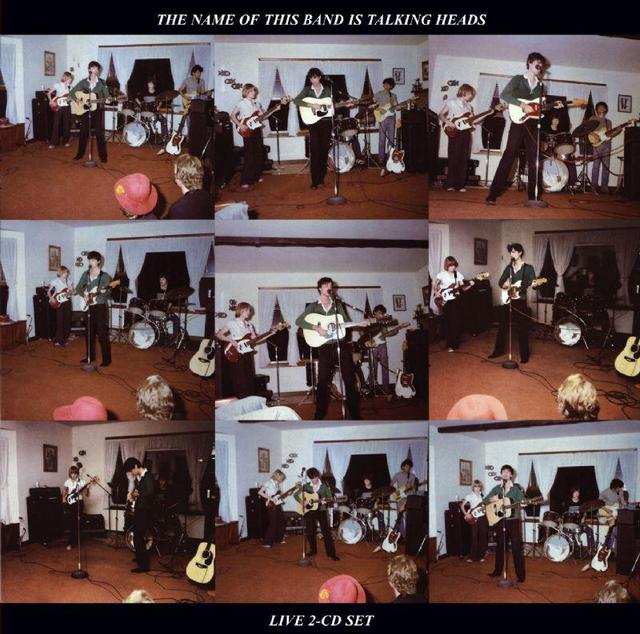 Happy Anniversary: Talking Heads, The Name of This Band is Talking Heads