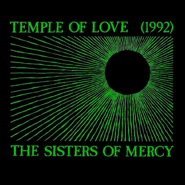 """Happy Anniversary Sisters Of Mercy """"Temple Of Love 60"""" Rhino Unique Love Sisters Photo"""