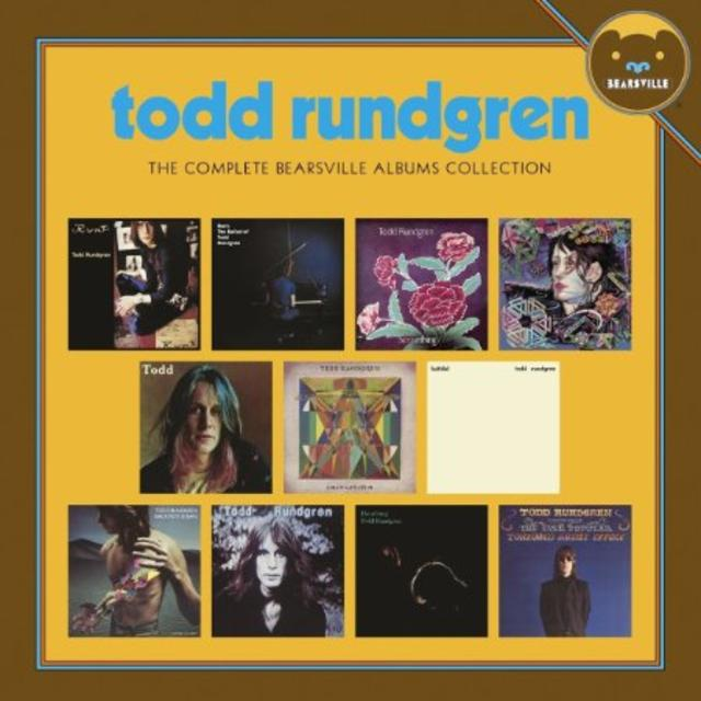 New This Week: Todd Rundgren, The Complete Bearsville Albums Collection