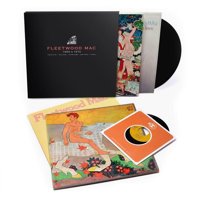Now Available: 2 New Releases from Fleetwood Mac