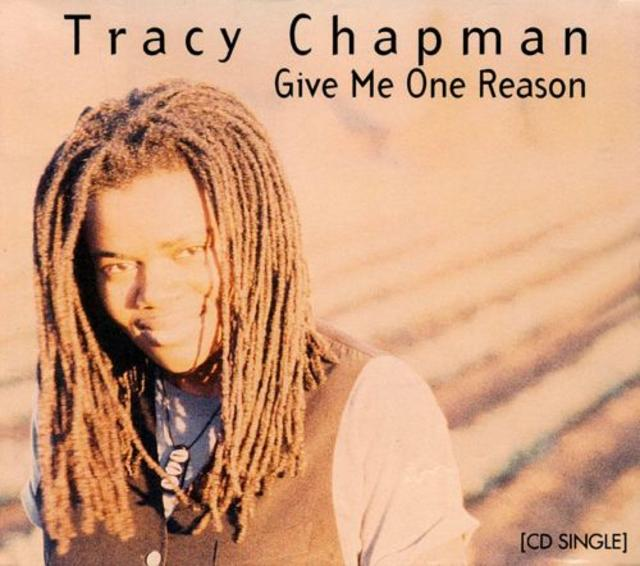 "Single Stories: Tracy Chapman, ""Give Me One Reason"""