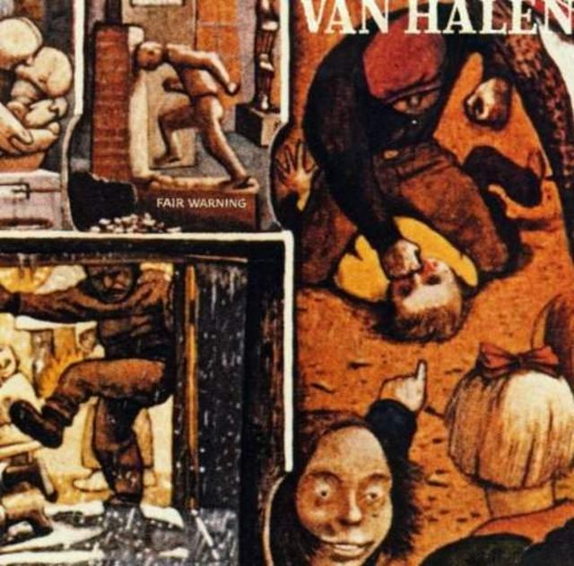 Happy Anniversary: Van Halen, Fair Warning