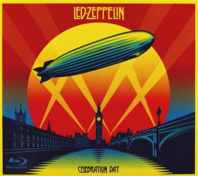 Tune In Led Zeppelin Celebration Day U S Tv Debut Rhino