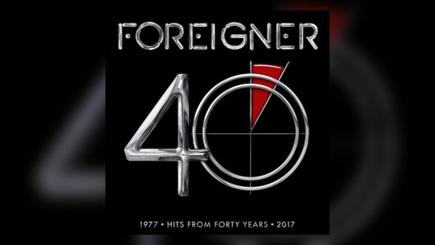 Now Available: Foreigner, 40