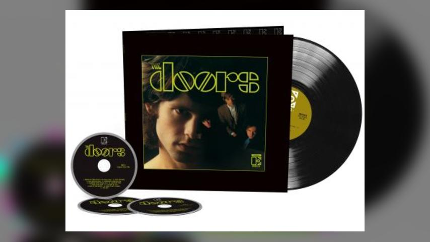 Now Available: The Doors, THE DOORS – Deluxe Edition