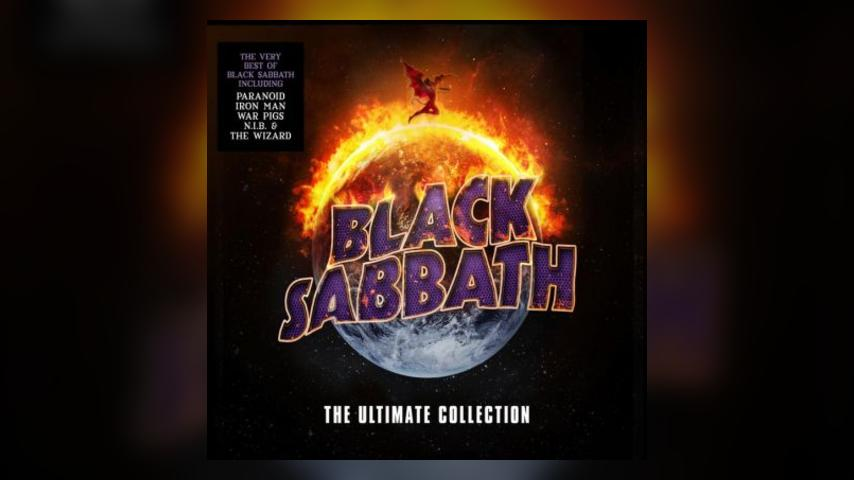 Out Now: Black Sabbath, THE ULTIMATE COLLECTION