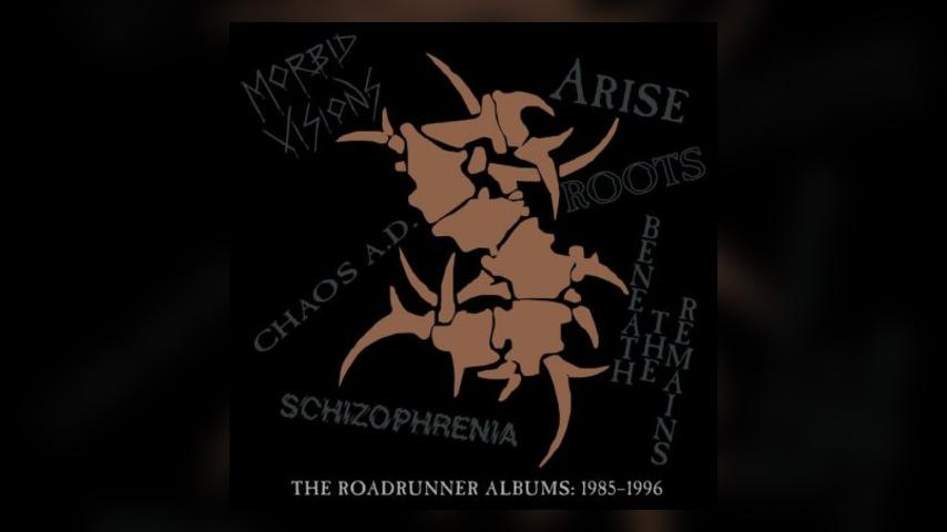 Now Available: Sepultura - The Roadrunner Albums: 1985-1996