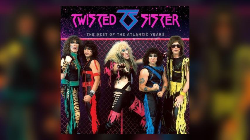 Now Available: TWISTED SISTER: BEST OF THE ATLANTIC YEARS