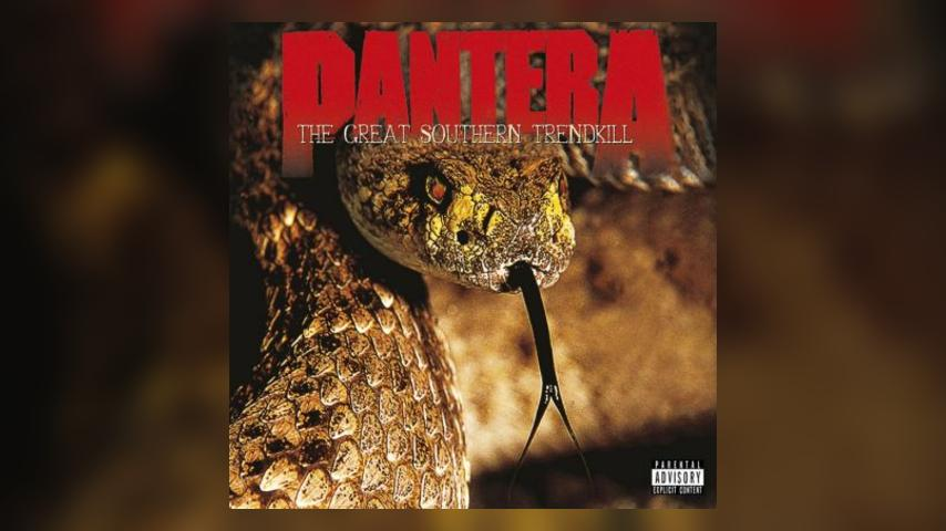 Out Tomorrow: Pantera, THE GREAT SOUTHERN TRENDKILL: 20th ANNIVERSARY EDITION