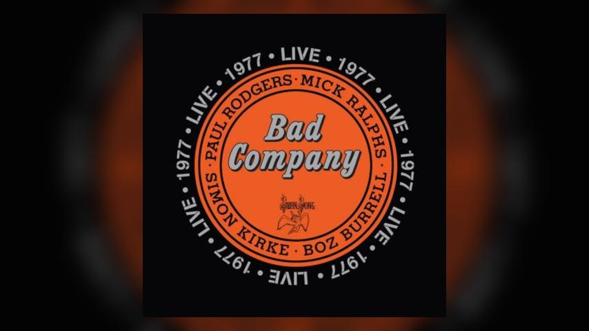 Doing a 180: Bad Company, Live '77