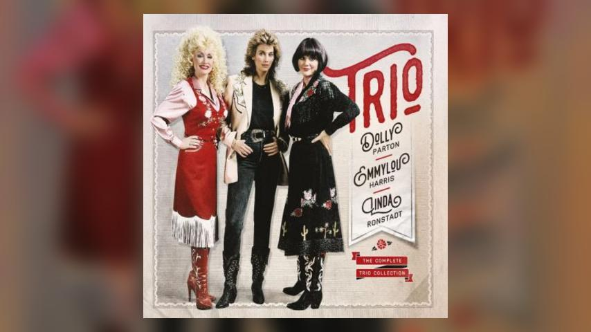 Out Now: Emmylou Harris, Dolly Parton, and Linda Ronstadt, Trio: Deluxe Reissue