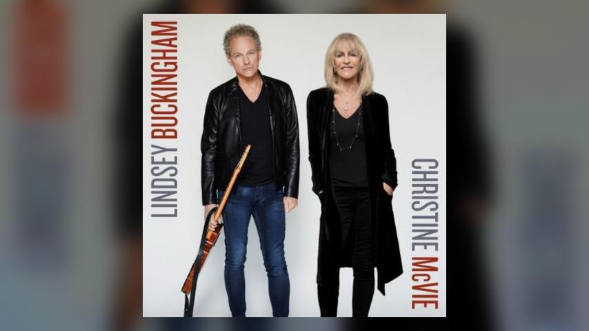 OUT NOW: Lindsey Buckingham and Christine McVie, BUCKINGHAM/MCVIE