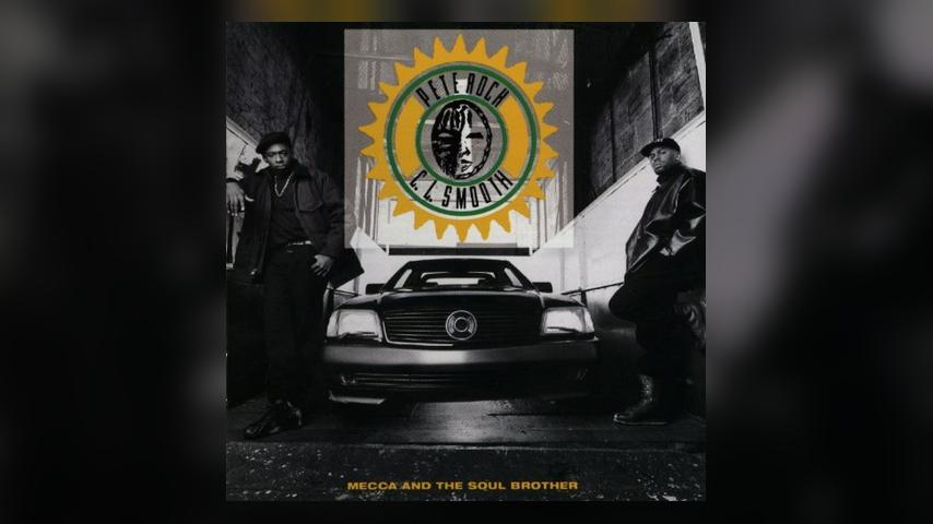 Happy 25th: Pete Rock and C.L. Smooth, MECCA AND THE SOUL BROTHER