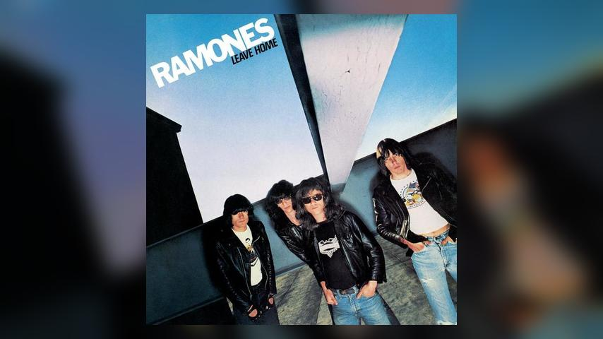 Out Now: Ramones, LEAVE HOME: 40TH ANNIVERSARY DELUXE EDITION