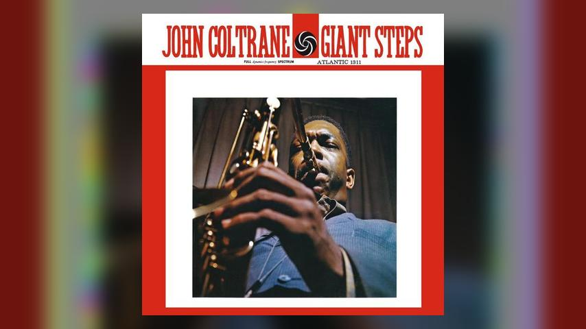Now Available: John Coltrane, GIANT STEPS (Mono)