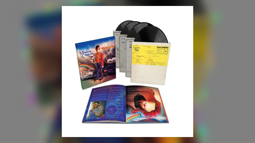Now Available: Marillion, MISPLACED CHILDHOOD (DELUXE EDITION)